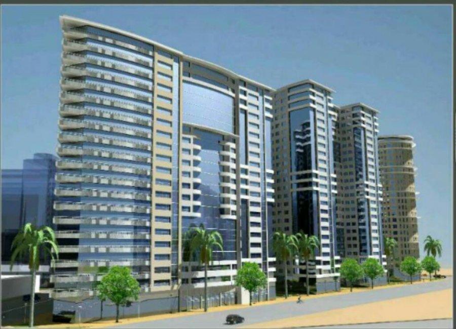 3 hectares pour immeuble rdc+20 étages  offre Vente Terrain