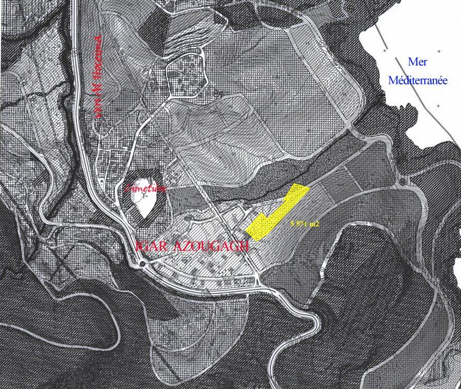 Vends terrains à Al Hoceima offre Vente Terrain