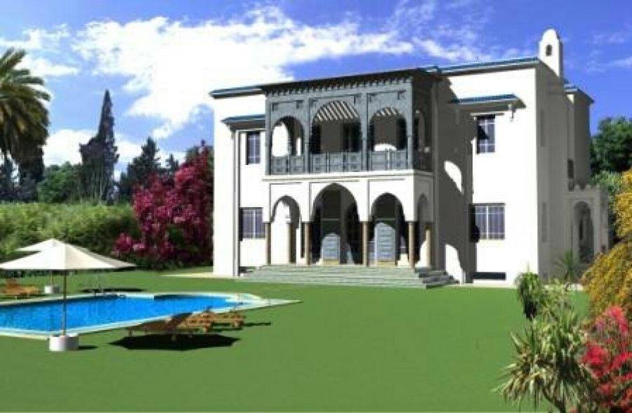 Lot terrain pour villa à Rmilat 2000 m2 offre Vente Terrain