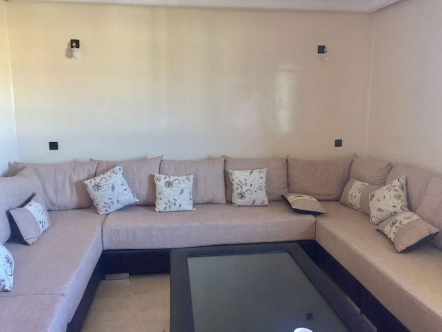Joli appartement meubl pour location gharb chrarda beni for Louer appartement meuble