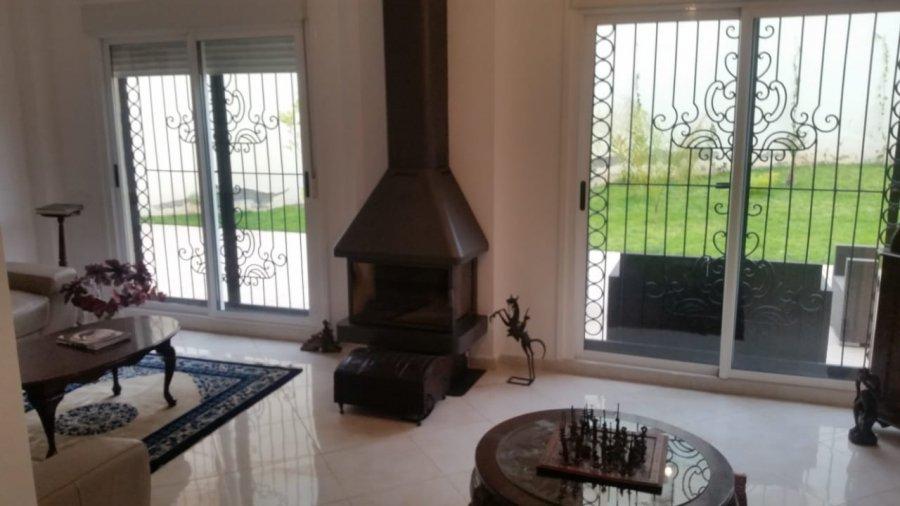 Maison de 518 m2 Les jardins de Tamesna offre Vente Villa
